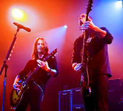 Alter Bridge  Co-Headline Carnival of Madness Tour