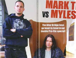 Alter Bridge in the Press!