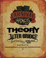New Carnival of Madness US dates!