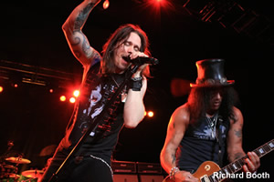 Myles/Slash Birmingham show photos