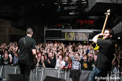 Tremonti Glasgow show photos!