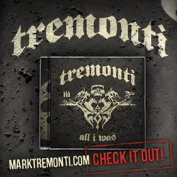 'Tremonti' Out Now!