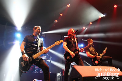 Alter Bridge to play Sweden Rock!