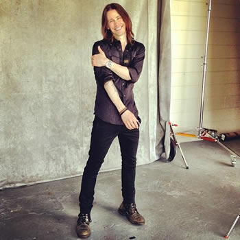 Myles Photo Shoot!
