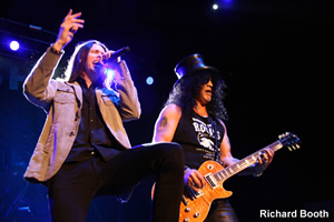 Myles & Slash discuss new album!