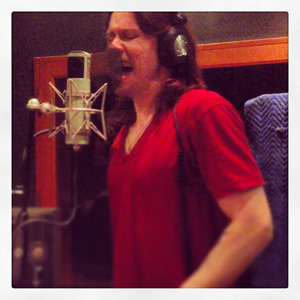 Myles Studio Vocals!