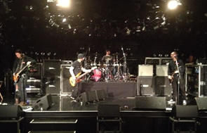 Alter Bridge Osaka soundcheck