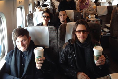 Alter Bridge head to Osaka!