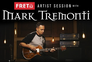Mark Tremonti Guitar Clinics