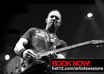 Mark Tremonti: Guitar Clinics!