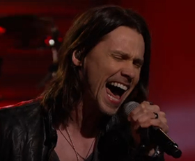 Myles/Slash/Conspirators on Conan!