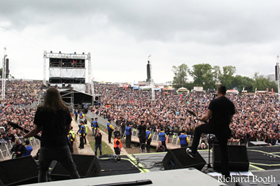 Tremonti Download Show Photos