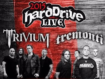 Tremonti co-headline HardDrive Live Tour!