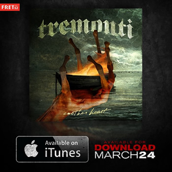 Tremonti: 'Another Heart' Out Now!