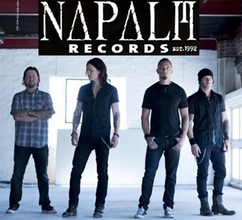 Alter Bridge signed to Napalm Records June 16