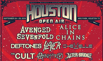 US Festivals for Alter Bridge!