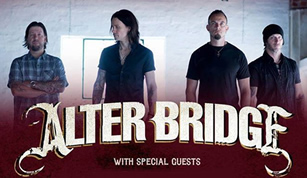 Alter Bridge UK Tour '16 Poster!