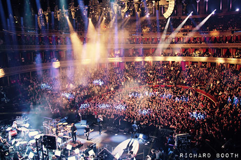 Alter Bridge Royal Albert Hall Show