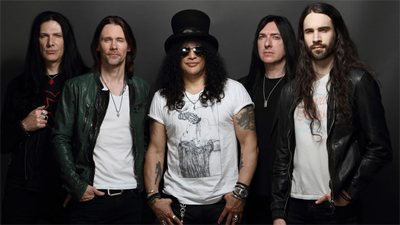 Myles, Slash and Conspirators Tour 2019