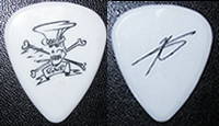 Myles Slash guitar pick